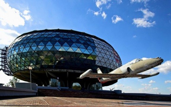 Museum of Aviation Belgrade
