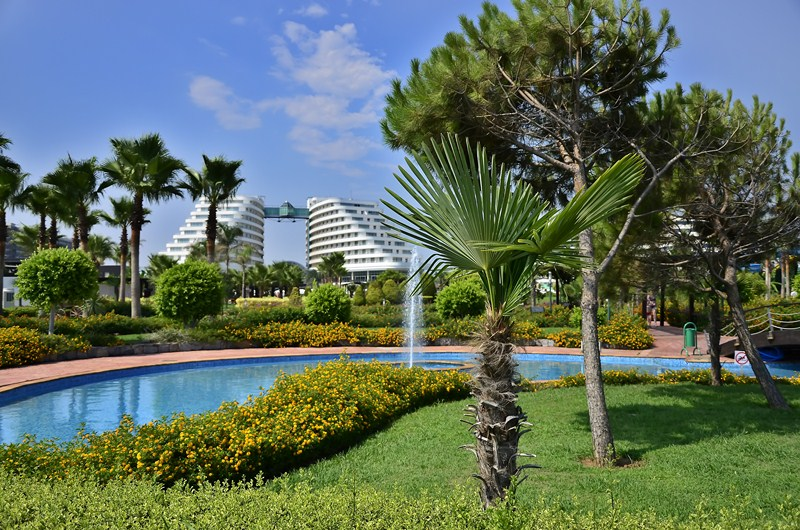 ★★★★★ MIRACLE RESORT HOTEL 5* Lara - Antalya